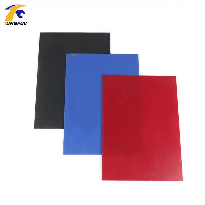 TUNGFULL A3 A4 A5 Acrylic Perspex Sheet Cut Plastic Thickness Red Blue Black Board Perspex Panel Durable Acrylic Home Decor