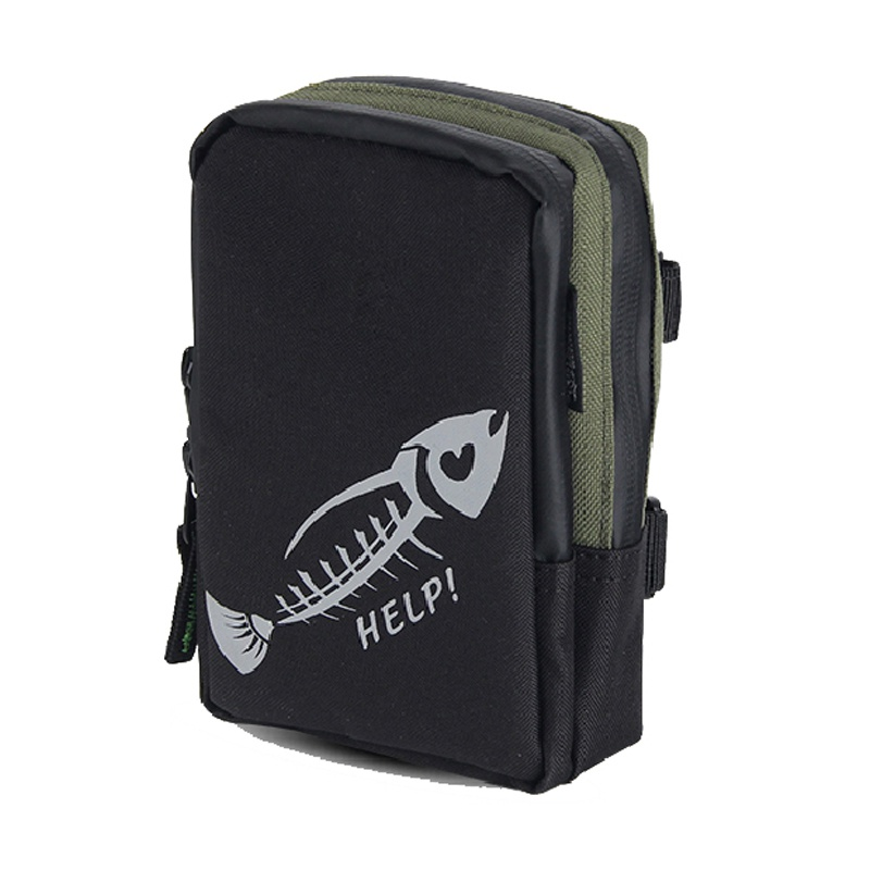 Image 4 - Waterproof Fishing Bag Storage Bag for Lure Tackles Accessories Portable Outdoor Fishing Line Bags-in Fishing Bags from Sports & Entertainment