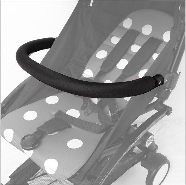 Baby Stroller Foot Rest Accessories Stroller Armrest For Babyzen YOYO Yoya Pram Handrails Feet Rest Extension Baby Accessories