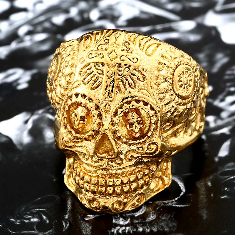 full gold colour
