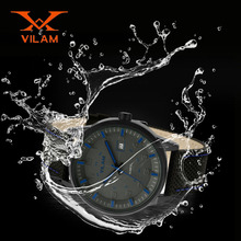 Fashion Mens watches top brand luxury Nylon Canvas Sport Watch Male clock Men Business Wrist watches