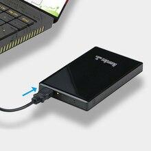Беспроводной внешних механических жесткий диск 2 ТБ/1 ТБ/500 г/320 г SATA HDD 2.5 «данных доля HDD USB 3.0 жёсткий диск blueendless
