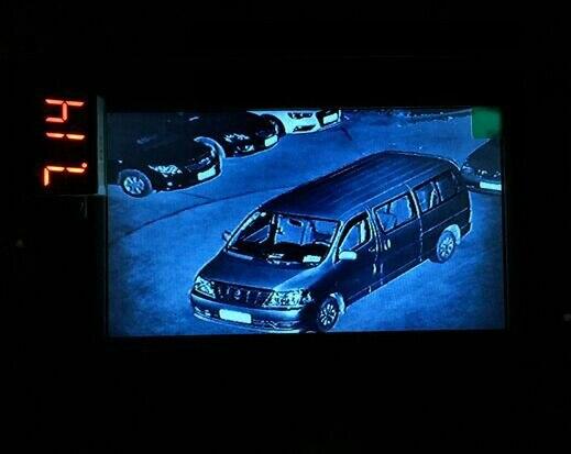 US $329 0 |Handheld portable infrared laser night vision viewer recorder/6  60mm adjustable night vision laser recorder-in Portable Lighting