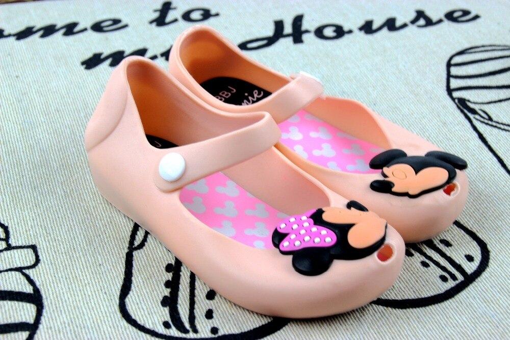 Minnie Mouse Cipele Sandale Mini Jelly Sandal Za Djevojčice Dječaci - Dječja obuća - Foto 3