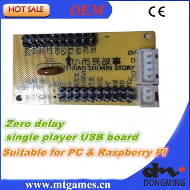 Arcade accessoire/Arcade pièces Contrôleur De Jeu/Zéro retard USB Interface support PC et Framboise PI/avec 40 cm câbles