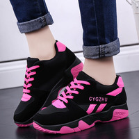 Spring Autumn Student Sports Running Shoes Breathable Comfortable Women S Flats Shoes High Quality Non Slip
