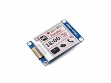 "1.54""e-paper,200×200,1.54inch E-Ink display module,Three Display color: red, black, white.SPI interface,wide angle,No backlight"