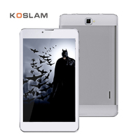 KOSLAM New 7 Inch Android Tablets PC Pad 1280x800 IPS Screen Quad Core 1GB RAM 8GB