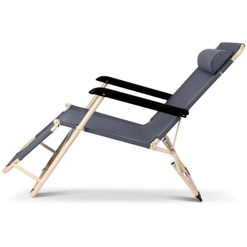 Outdoor Beach Lounger Foldable Chair