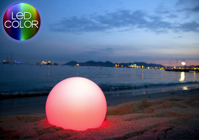 garden, exhibiton, home decoration LED ball/led sphere/LED orbs
