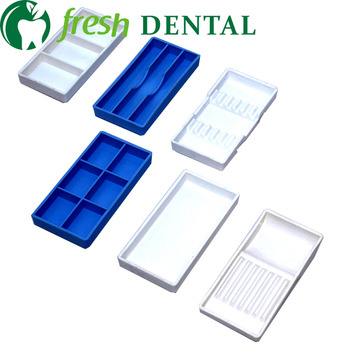 50PCS dental instruments trays Kit six kinds of shapes can be purchased separately Can be pasteurized Autoclavable 135 SL409