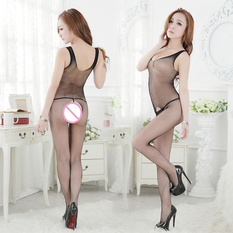 Women's sexy lingerie dresses underwear Bodystocking sex products kimono pajamas sex toys latex women