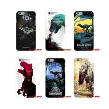 Jurassic Park Dinosaur World For Huawei P Smart Mate Y6 Pro P8 P9 P10 Nova P20 Lite Pro Mini 2017 Accessories Phone Shell Covers(China)