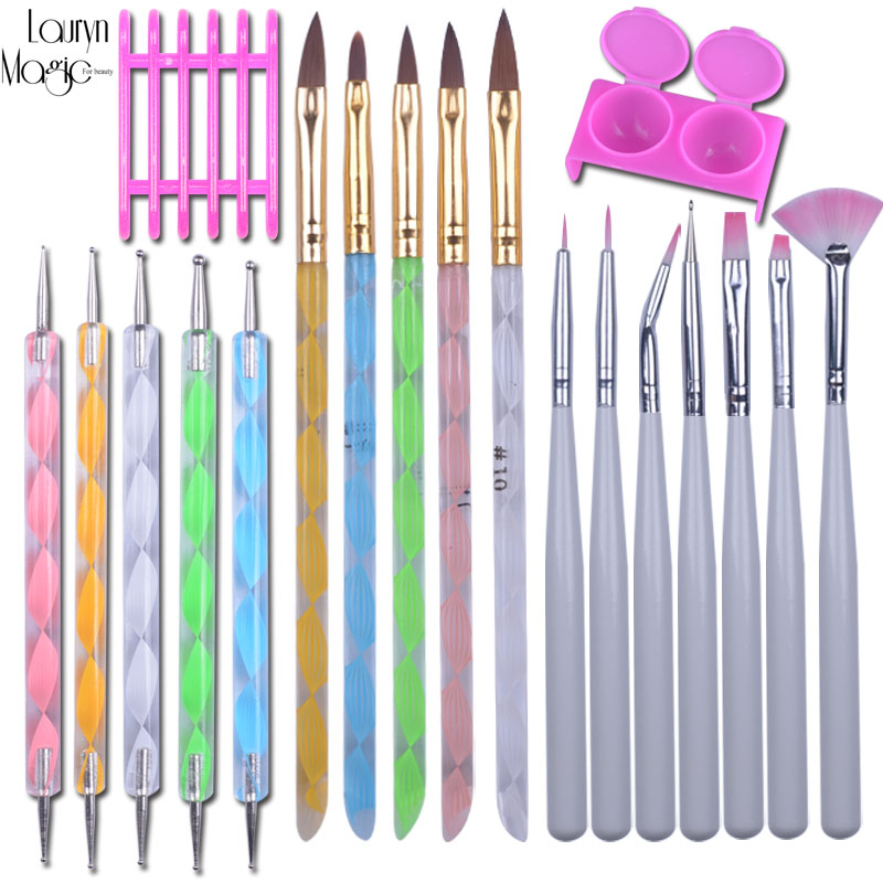 Professional  carved pens  with pen holder and  Wash Cup Manicure kit kitavt75417unv10200 value kit advantus id badge holder chain avt75417 and universal small binder clips unv10200