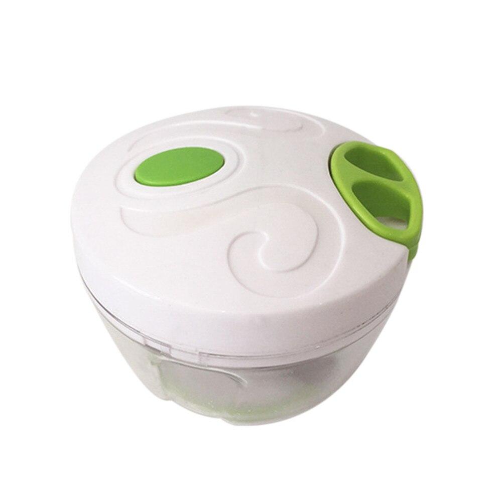 Multifunctional Household Hand Chopper Manual Rope Food Processor Silcer Shredder Salad Maker Cozinha Kitchen Accessories