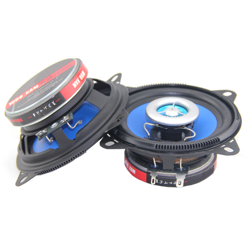 US $23 74 |New 2x80 Watts car audio speakers best selling hot car stereo  speaker High quality 4 inch 2 way car coaxial horn-in Multi-tone & Claxon