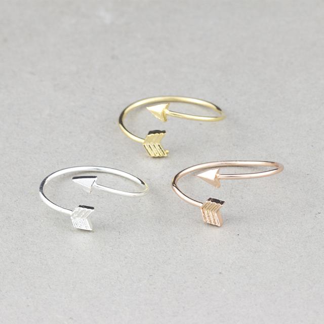 SPLENDIDA RACCONTO bague femme Grande Sconto One Direction Arrow Anelli Per Le D