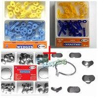 1 Box Add On Wedges NO 1 398 Dental Elastic Fixing Wedges Matrix Matrices NO 1