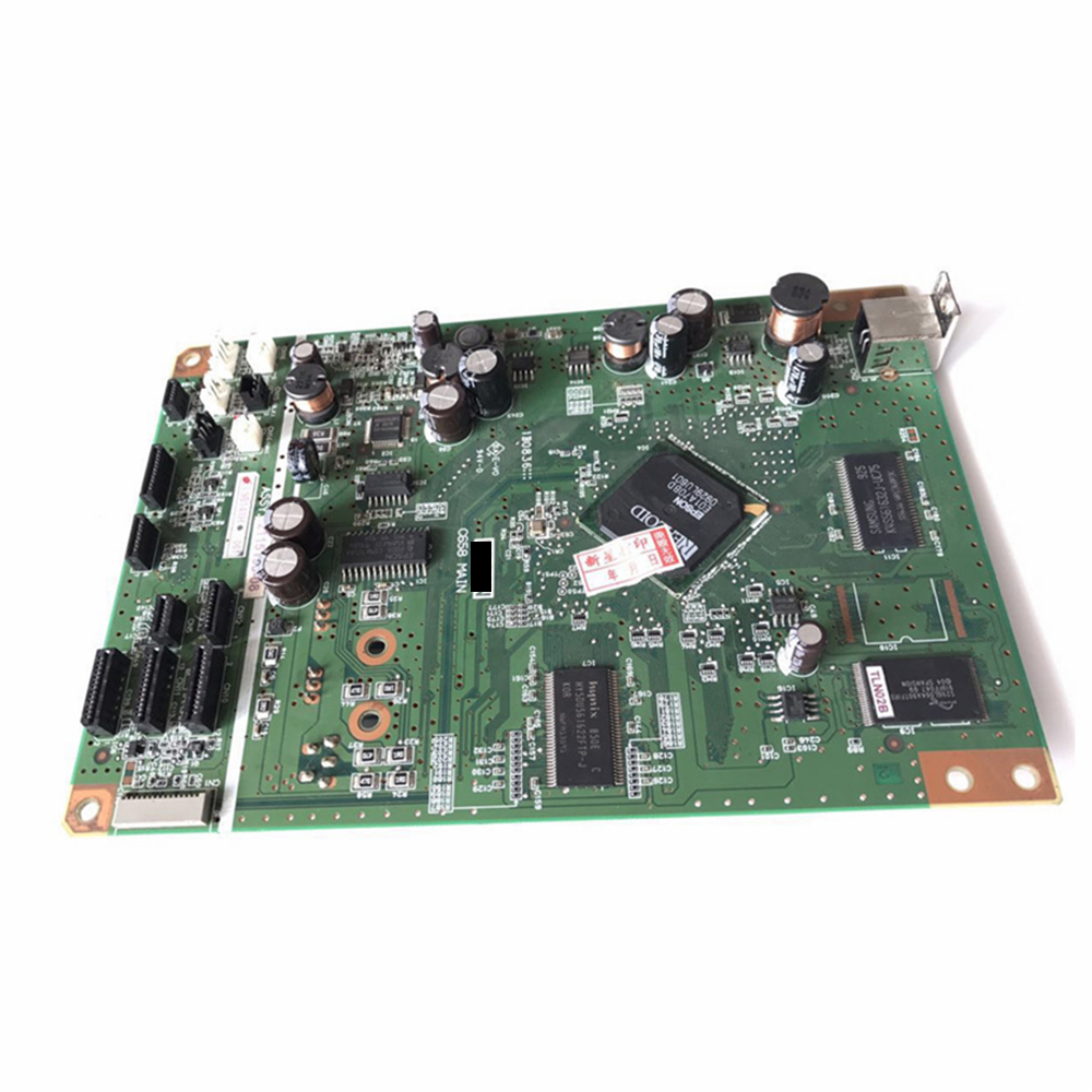 Original Main board Monther board Mainboard For Epson R390 Printer brand new novajet encad 750 main board use for lecai skycolor inkjet printer mainboard spare part