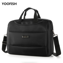 Free Shipping Men Briefcase 15.6 Inch Business Laptop Tote Bag Oxford Mens Messenger Bags Lawyer Handbag Shoulder For Male