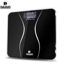 SDARISB Bathroom Scales Floor Body Smart Electric Digital We
