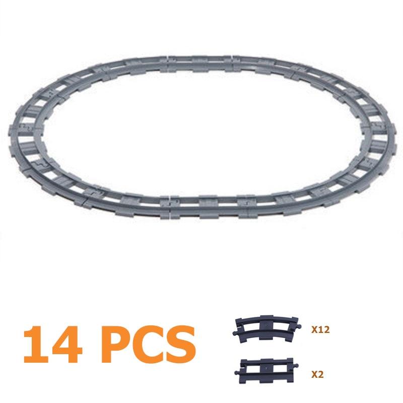 14pcs Track set8