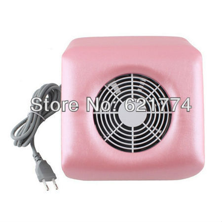 New Hot Selling 220V Nail Art Dust Suction Collector Manicure Filing Acrylic UV Gel Tip Machine Gift