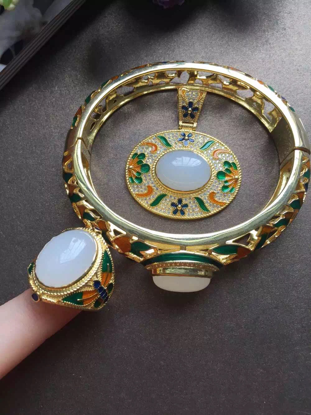 Online Buy Wholesale Chinese Jade Jewelry From China