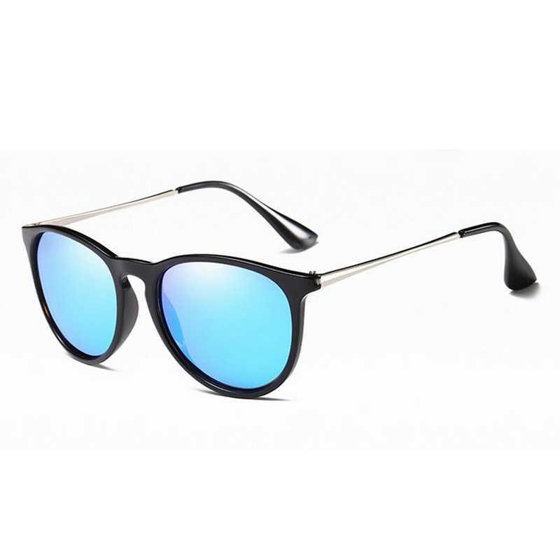 1f969d57a6 Dokly Women Erika UV400 Sunglasses Metal Frame Reflective Coating Mirror  Lens Brand Designer Sun Glasses Oculos