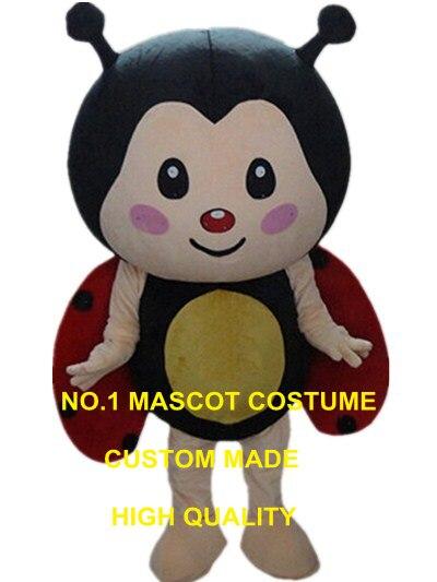 Beatles Божья коровка костюм талисмана насекомое на заказ ростовой костюм мультяшный персонаж Косплей Карнавальный Костюм 3189