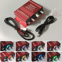 Arcade-Spiel MA-170 12V 2 Kanäle LED Mini HIFI Stereo Verstärker für Arcade JAMMA MAME Maschinenschränke