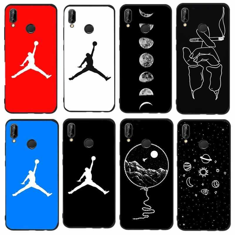san francisco offer discounts nice shoes Flyman Jordan Phone Case For Huawei p8 Lite 2017 Soft ...