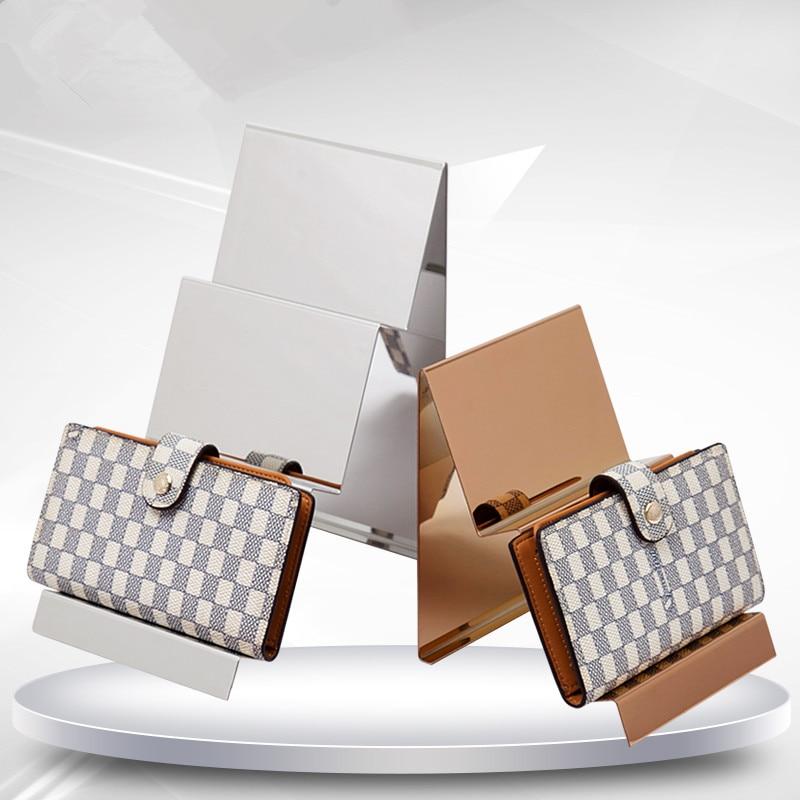 10pcs Lot 3 Size Wallet Display Rack Handbag Stand