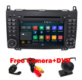 Quad Core 1024*600 Pure Android 5.1 CAR DVD PLAYER for Mercedes/benz B200 W169 A160 Viano Vito GPS NAVI RADIO BT built-in wifi
