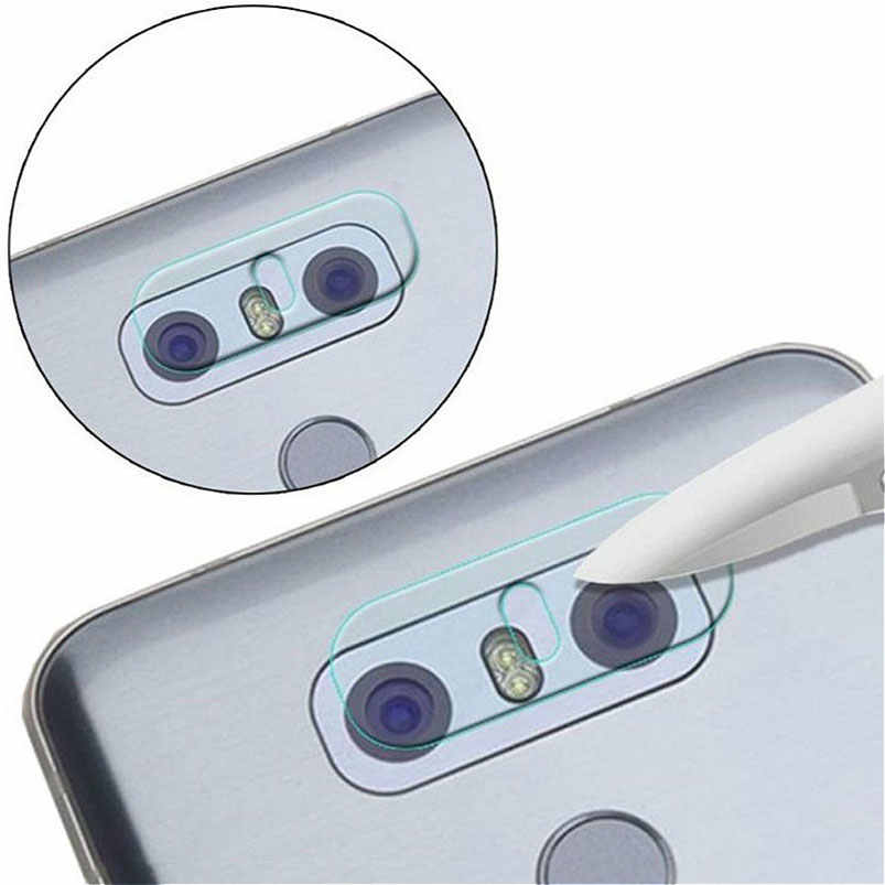 Untuk LG G7 Thinq G6 G5 V40 Thinq V20 V30 V10 Back Kamera Lensa Anti Gores Tempered Glass Pelindung Layar Case penutup Penuh Ponsel