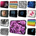 For Thinkpad Chuwi HP Evny Lenovo Air 15.6 12 14 17 13.3 15 13 10 8.0 7.7 inch Women Laptop Bags Neoprene Sleeve Notebook Cases