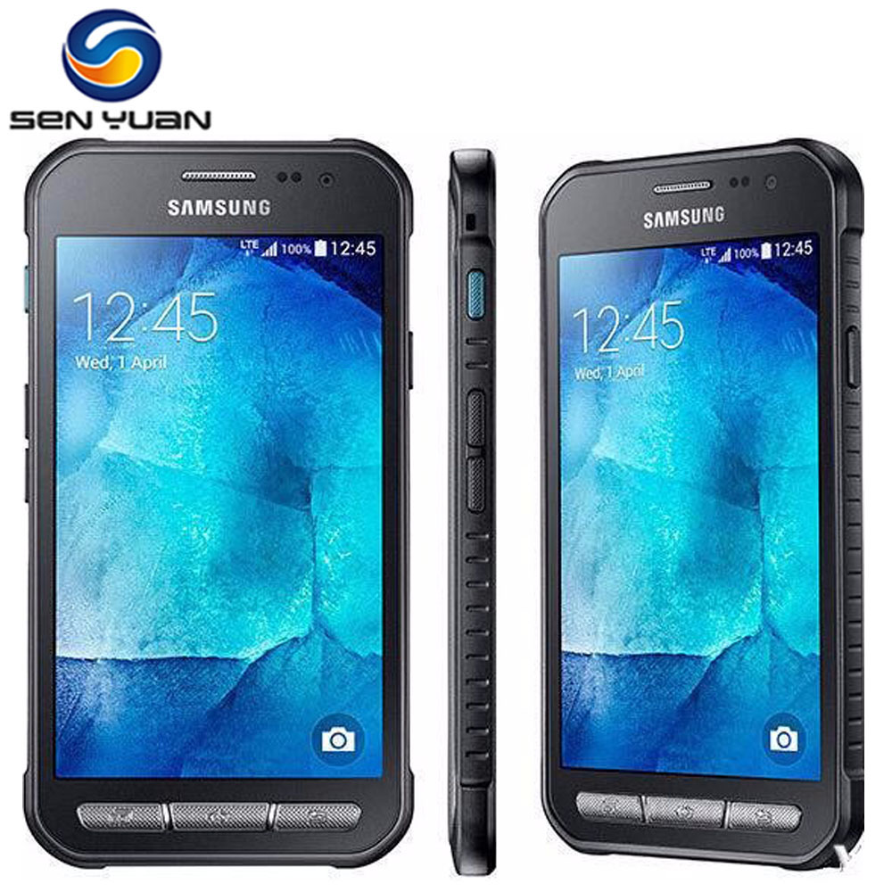 "Original Samsung Galaxy Xcover 3 mobile phone cell phone G388F G388 Android 1.5GB RAM  8GB ROM Quad Core 5.0MP 4.5"" screen"