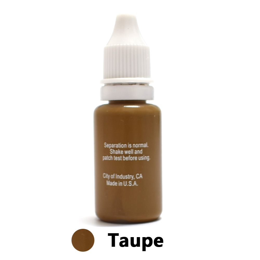 Won t Fade Professional Tattoo Ink Microblading Permanent Makeup Micro Pigment for Eyebrow Lip Eyeliner 1