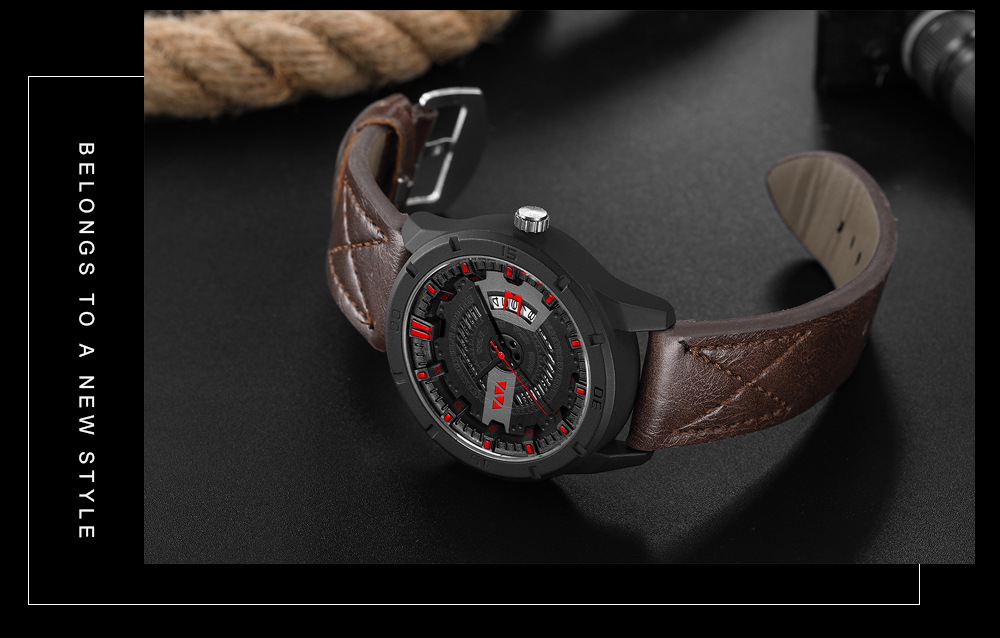 HTB1NTFEahrvK1RjSszeq6yObFXaA 2019 Best Top Luxury Brand Mens Watches Waterproof