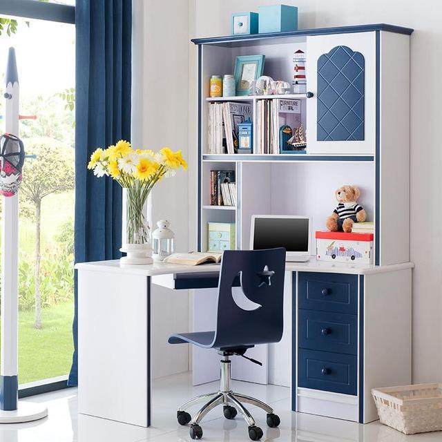 Muebles para ni os mesa de estudio de escritorio for Ikea mesas escritorio ninos