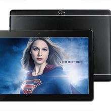 10 inch Octa core Tablet PC 4GB RAM 64GB ROM 1280x800 Dual SIM Card cameras IPS GPS WCDMA Android 7.0 3G Tablets