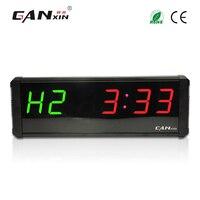 Ganxin 4 Plus New Product Modern Design Alibaba Large Screen Digital Alarm Crossfit Timer