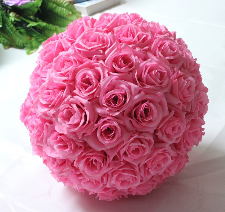 Wholesale outlet 10 25 cm wedding kissing balls pomanders silk wholesale outlet 10 25 cm wedding kissing balls pomanders silk flower ball centerpieces mint artificial rose ball decoration in artificial dried mightylinksfo Images