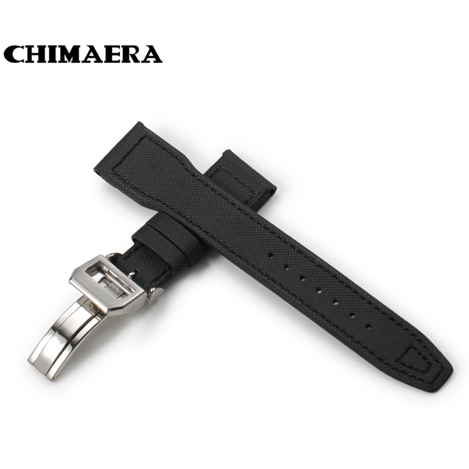 Leather Watch Bands Strap 18mm