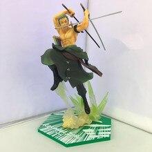 Huong Anime Figure 19 CM One Piece Figuarts Roronoa Zoro Gok