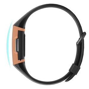 Image 5 - Siliconen Case Cover Voor Fitbit Lading 3 Band Tpu Protector Frame Voor Fit Bit Charge3 Beschermende Shell Vervanging Accessoires