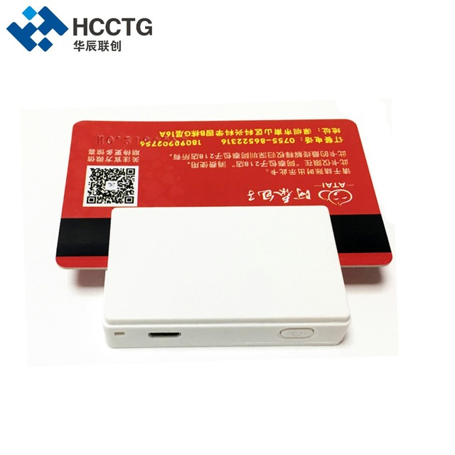 US $23 75 5% OFF|Bluetooth Mobile Mate Smart Credit Card Reader Swipe  Machine MPR100-in Card Readers from Computer & Office on Aliexpress com |