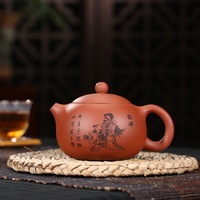 Recommended yixing xi shi teapot tea pot of qing cement suits a substituting handmade agent