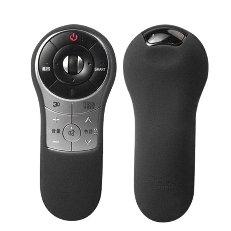 OOTDTY Novo Controle Remoto de Silicone Caso Capa Protetora Da Pele Para LG AN-MR400G Controle Remoto Smart TV