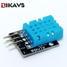 DHT11 Temperature and Relative Humidity Sensor Module for Arduino / Raspberry Pi